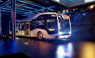 EKSKLUZIVNO: Auto magazin na promociji Mercedesovih autobusa u Amsterdamu