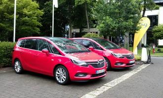 Ekskluzivno: Auto magazin na promociji nove Opel Zafire