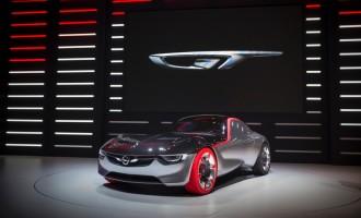 "Titula ""Najbolji od najboljih"" za Opel GT Concept"