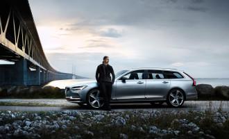 U spotu za Volvo V90 Zlatan Ibrahimović se oprostio od švedske reprezentacije