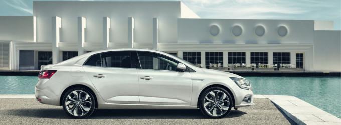 Premijera: Renault Megane Sedan