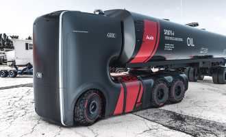 Audi truck: hoćemo ovakve kamione