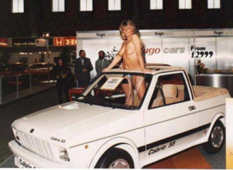 Vrelo leto '85: ovako je premijerno prikazan Jugo kabriolet
