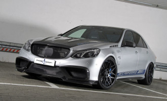 Pozdrav sa stilom: Mercedes-AMG E63 sa 1.020 KS