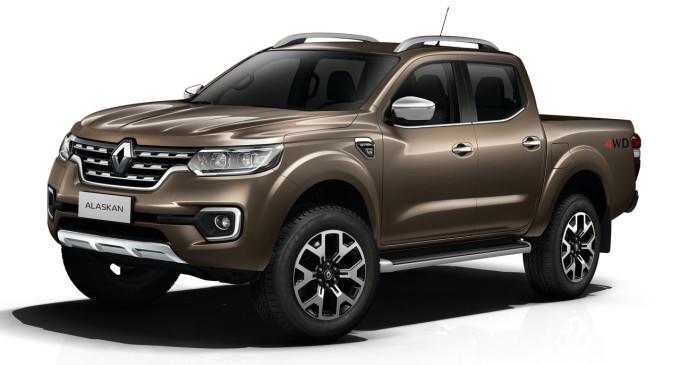 Renault Alaskan zvanično predstavljen