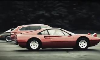 Škoda Superb protiv Porschea i Ferrarija