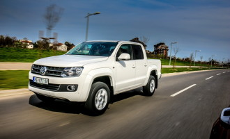 Test: VW Amarok Highline 2.0 TDI 4MOTION DSG