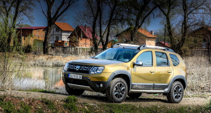 Vozili smo: Dacia Duster 1.5 dCi 110 Urban Explorer