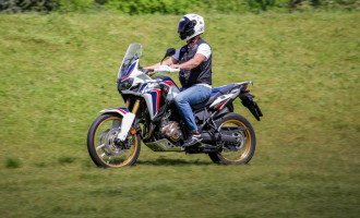 Test: Honda CRF 1000L Africa Twin