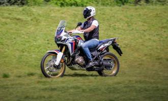 Test: Honda CRF 1000L Africa Twin