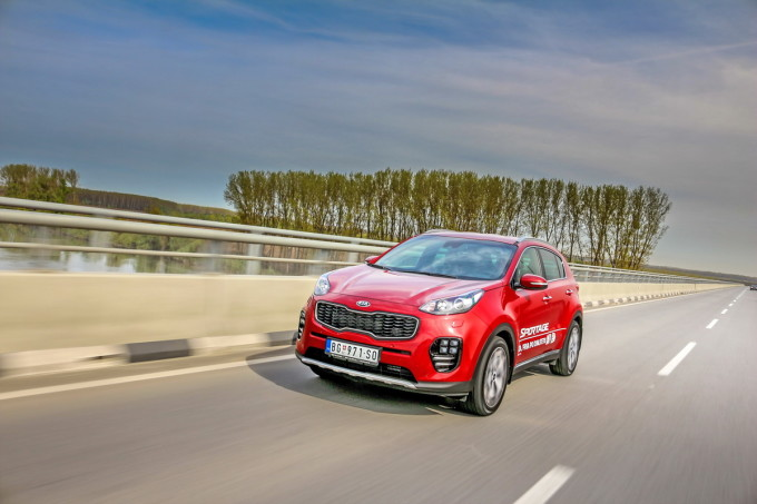 Auto magazin srbija kia sportage gt line 1.6 tgdi dct test review 2016