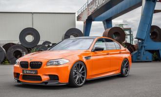 Ovo je jedan od najsnažnijih BMW M5 na svetu!