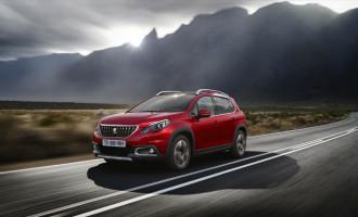 Redizajnirani Peugeot 2008 od 13.990 evra