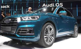 Premijera Pariz 2016: Audi Q5