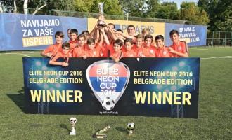 Honda Srbija uz Elite Neon Cup 2016