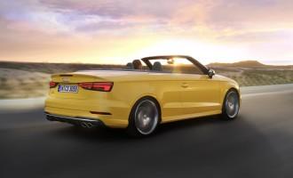Redizajnirani Audi A3 u salonima širom Srbije
