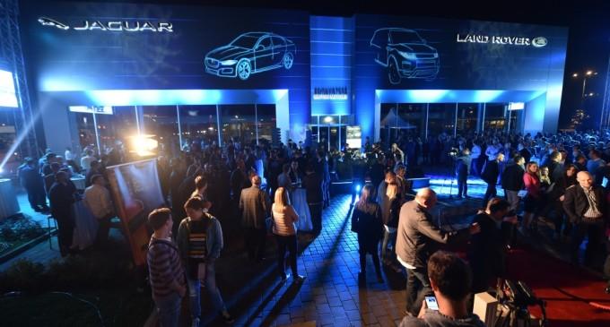 Otvoren prodajno servisni centar Jaguara i Lend Rovera u Beogradu