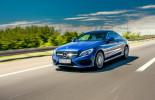 Test: Mercedes-Benz C-Class Coupé C 200 7G-TRONIC PLUS