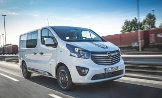 Opel predstavio Vivaro Sport