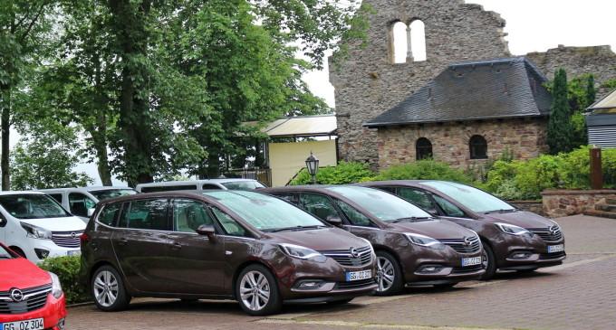 Svetska prezentacija: Opel Zafira 2016