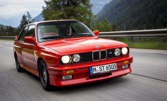 BMW M3 slavi 30. rođendan