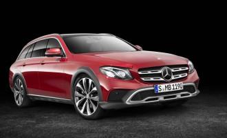 Premijera: Mercedes E-Class All-Terrain
