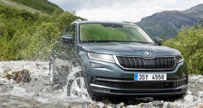 Škoda Kodiaq: svi detalji o novom velikom SUV modelu