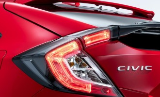 Honda Civic: deseta generacija
