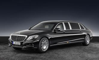 Vladar među limuzinama: Mercedes-Maybach S600 Pullman Guard