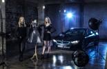 BMW inspiracija za haljinu od ugljenih vlakana