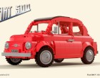 Za decu i odrasle: Fiat 500 Lego