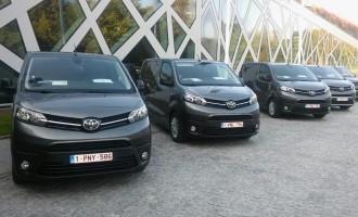 Nova Toyota Proace: Ekskluzivna prva vožnja u Varšavi
