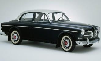 Volvo Amazon slavi 60. rođendan