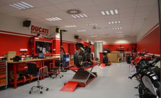 Besplatan pregled motocikala u Ducati servisu