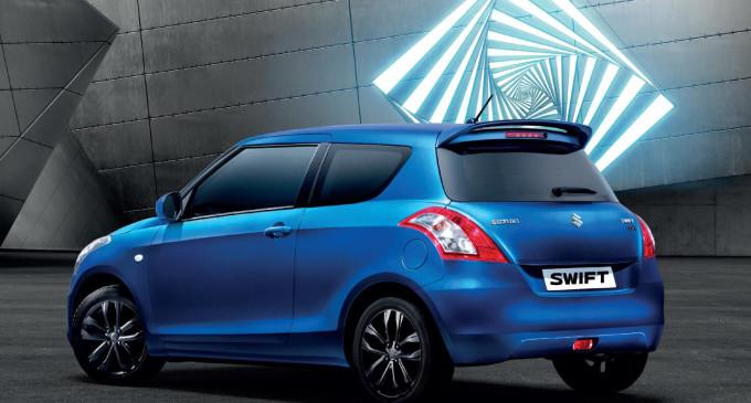 Suzuki Swift sa još bogatijom opremom