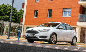 Test: Ford Focus Trend 1.0 EcoBoost