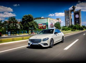 Test: Mercedes E220d AMG pack
