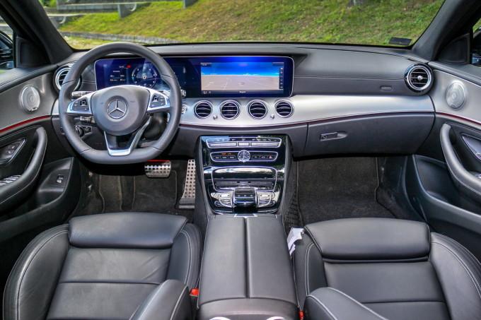 Auto magazin Mercedes E220d test 2016 011