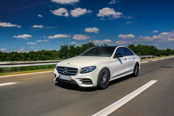 Auto magazin Mercedes E220d test 2016 05