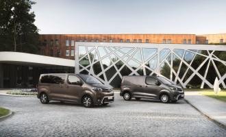 Prva vožnja: Toyota Proace