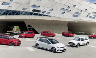 Jubileji: VW Golf GTI slavi 40 godina