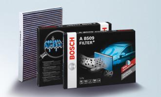 Novi Bosch FILTER+ sa tri aktivna sloja štiti od alergija