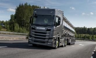 Promocija: Nova generacija Scania kamiona