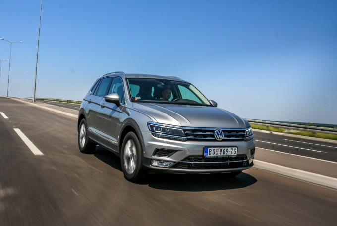 Auto magazin srbija vw tiguan test review 2016 dsg tdi