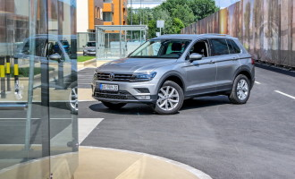 Test: Volkswagen Tiguan 2.0 TDI 4MOTION DSG Highline