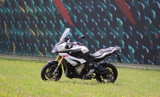 Test: BMW S 1000XR
