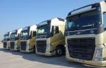 Za Erwin doo iz Novog Pazara 10 novih Volvo FH tegljača
