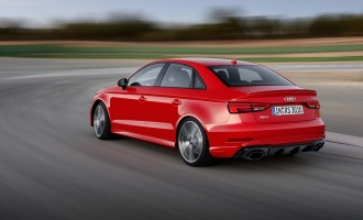 Audi RS3 Sedan sa 400 KS: od 0-100 km/h za 4,1 sekundu