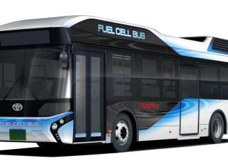 Toyota Fuel Cell Bus: prava mini elektrana