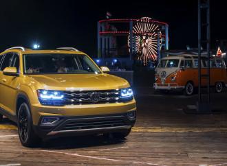 Samo za Ameriku: VW Atlas